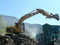 ** RENTALS --OF EXCAVATORS AND WHEEL LOADERS-- ***RENTALS