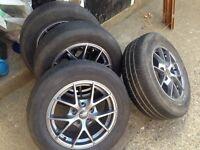 Fox racing rims wheels alloys 15 inch vw