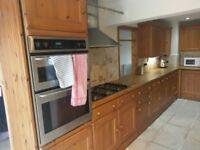 Complete kitchen, including appliences