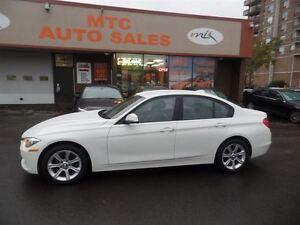 2013 BMW 320I i xDrive (A8), LEATHER, KM: 50K