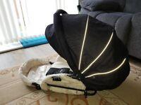 Zipy pram pushchair Travel system 3 in 1