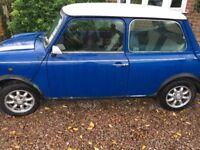 Classic Mini Cooper 1996
