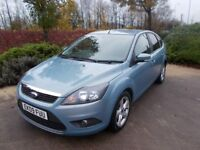 Ford Focus 1.8 Diesel Zetec Tdci 86000 fsh outstanding car