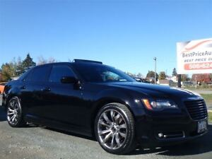 2014 Chrysler 300 S! WOW! PANO ROOF! CERTIFIED!
