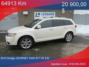 2014 Dodge JOURNEY AWD R/T