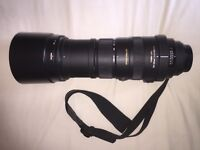 Sigma 150-500mm f/5.6-6.3 APO OH HSM Lens (for Canon)