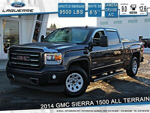 2014 GMC Sierra 1500 **SLE*ALL TERRAIN*4X4*AUTOMATIQUE*CAMERA*CR