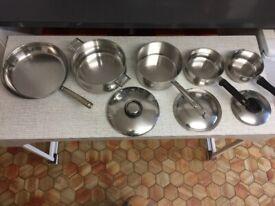 Demeyere Kitchen Pots and Pan
