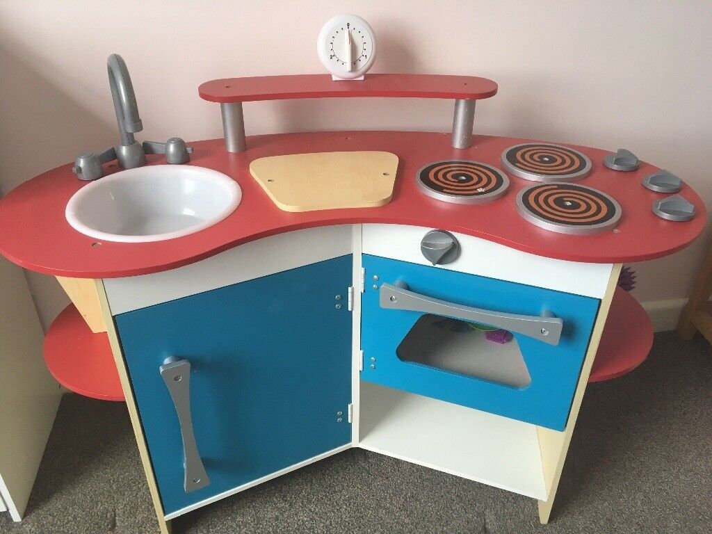 Childrens wooden kitchen | in Bournemouth, Dorset | Gumtree