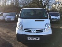 2010 NISSAN PRIMASTAR 2.0 DCI SWB WHITE E/W AND A/C WE ARE VIVARO/PRIMASTAR,TRAFIC SPECIALISTS