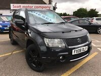 SUZUKI GRAND VITARA 1.9 DDiS 5dr (black) 2008