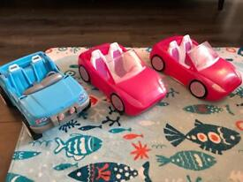 Barbie Car Bundle