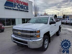 2015 Chevrolet Silverado 2500HD WT Regular Cab 4x4 - 12,034 KMs