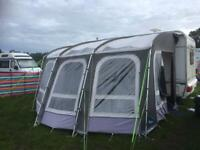 Kampa rally ace awning for sale  Llanelli, Carmarthenshire