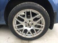 vw caddy alloys 5x112