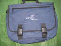 Blue Warwick Laptop Case