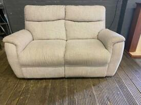 GORGEOUS LAZBOY FABRIC SOFA IN EXCELLENT CONDITION