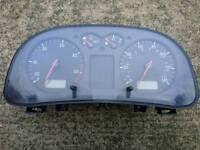 Vw Golf/Bora Dash Clocks