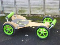 Wooden Go-Cart