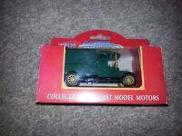 Corgi Die-cast Motoring Memories model