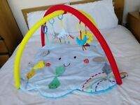 Baby Sensory Activity Play Gym