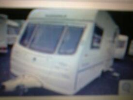 Avondale touring caravan 470