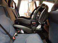 Britax B-Safe rear facing car seat