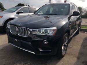 2016 BMW X3 xDrive28i,NAVIGATION,SUNROOF,LEATHER