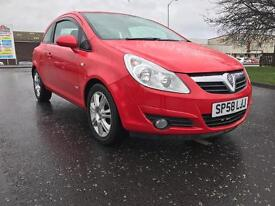 Vauxhall Corsa excellent condition service history only 66000 miles