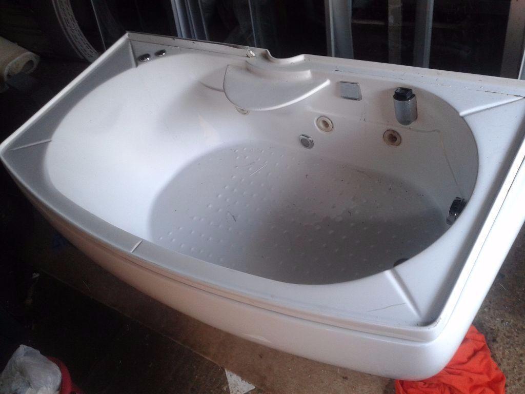 AquaLusso Alto W3 Steam jacuzzi, hot tub Whirlpool Bath, spares ...