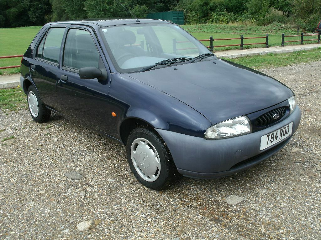 1999 ford fiesta finesse 1 3l petrol full service history 12 months mot 3 owners 35310 miles. Black Bedroom Furniture Sets. Home Design Ideas