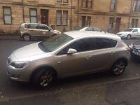 Vauxhall Astra 2011 1.4 SRI petrol 5dr