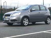 2008 (Jun 08) CHEVROLET AVEO 1.2 LS - Hatch 5 Doors - Petrol - Manual - GREY *MOT/PX WELCOME/CHEAP*