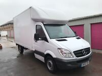 MERCEDES SPRINTER 313CDI LWB LUTON VAN 61REG FOR SALE