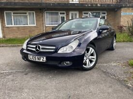 image for MERCEDES BENZ CLS 320 CDI