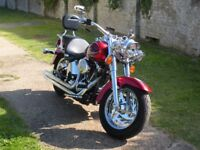harley davidson heritage softail 1450 classic injection 54 plate
