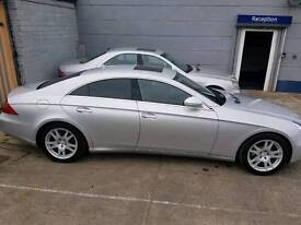 Mercedes CLS 320 cdi full Mercedes dealer and specialist history