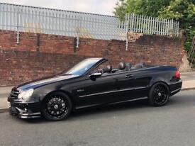 Mercedes Benz clk 350 sport convertable amg