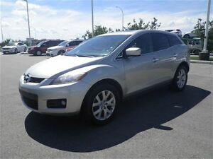 2008 Mazda CX-7 GT - AWD and Leather and Roof! Under$10K