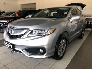 2017 Acura RDX Elite NAV, sunroof, leather loaded