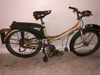 Old Raleigh runabout 1965
