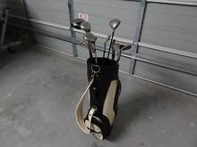 PGF golf bag and clubs Macquarie Hills Lake Macquarie Area Preview