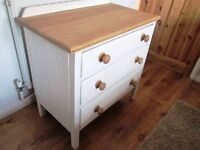 Chest of drawers **Cottage style**