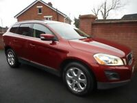 2009 VOLVO XC60 AWD SE LUK{EXCELLENT SPEC/VALUE}SUNROOF/LEATHER/NAV}