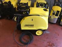 KARCHER HDS 551 ECO HOT COLD PRESSURE WASHER STEAM CLEANER CAR TRUCK JET WASH