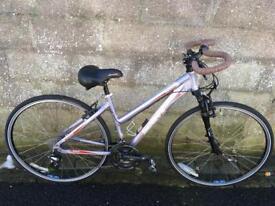 Custom Scott Sportster P5 ladies hybrid bicycle