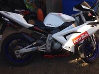 Aprilia rs 50 full power my06