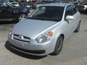 2009 Hyundai Accent GL Hatchback