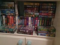 Great VHS Bundle of Disney/Family Classsics - 63 tapes
