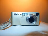 Hp Photosmart 4 Digital Camera M407 1 Mp Silver